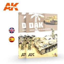 DAK | Vehículos alemanes en el Norte de África.