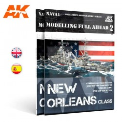 Modelling Full Ahead 2 | New Orleans Class.