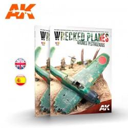 Aviones Destrozados.
