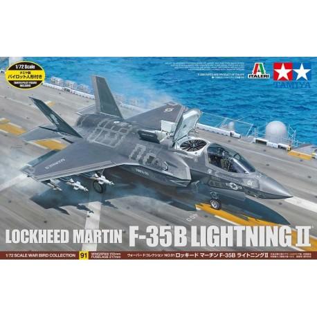 F-35B Lightning II.