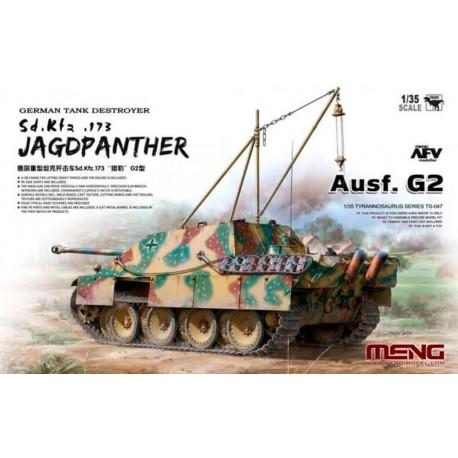 Sd.Kfz. 173 Jagdpanther Ausf. G2.