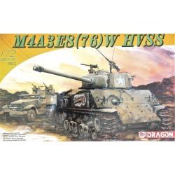M4A3 HVSS Sherman.