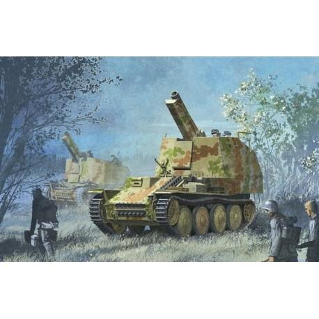 Sd.Kfz.138/1 Geschützwagen 38 M s.1G.33/2.