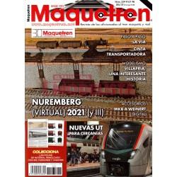 Revista Maquetren, nº 339.