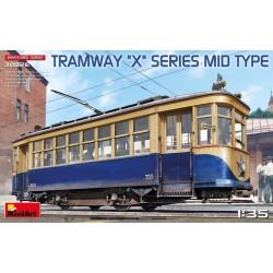 "Tramway ""X"" series Mid type."