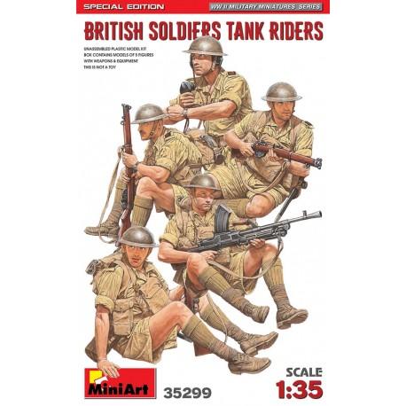 German tank crew.