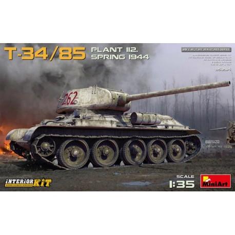 T-34/85 mod. 1945.