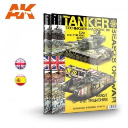 Bestias de Guerra | Tanker Techniques Magazine 8.