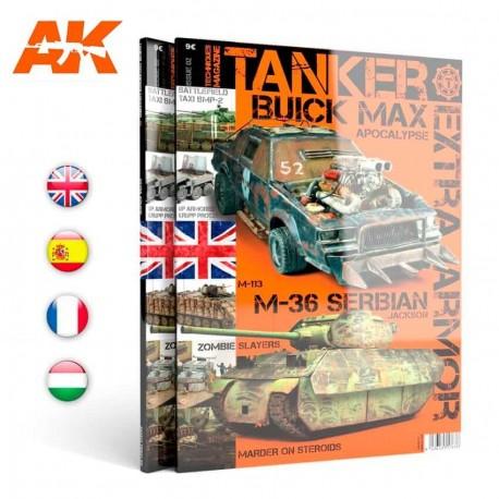 Blindaje extra | Tanker Techniques Magazine 2.