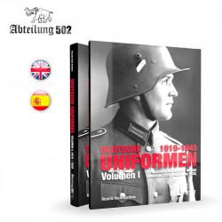 El Uniforme del Soldado Alemán (1919-1945) | Volumen I.