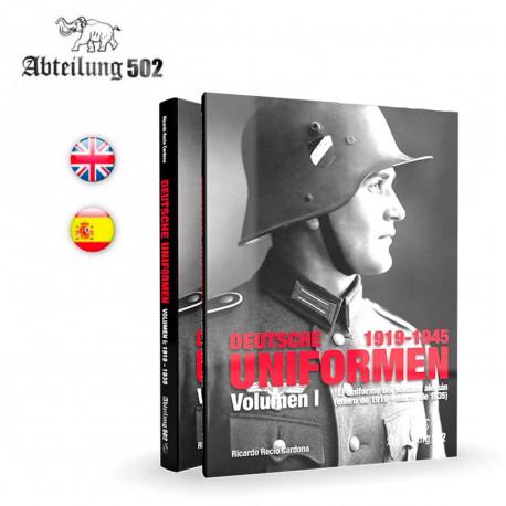 Deutsche Uniformen (1919-1945) | Volumen I.