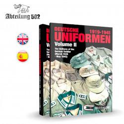 El Uniforme del Soldado Alemán (1919-1945) | Volumen II.