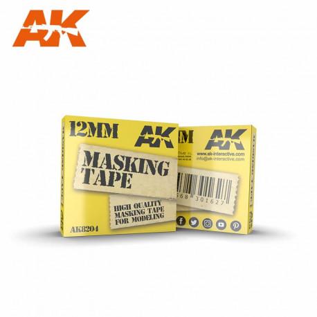 Maskint tape 12 mm.