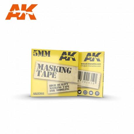 Maskint tape 5 mm.