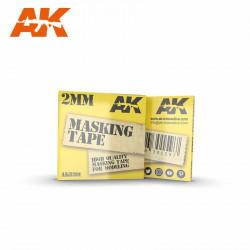 Maskint tape 2 mm.