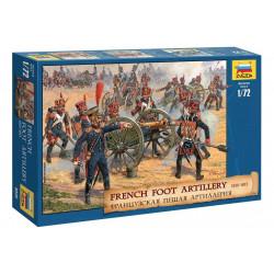 Artillería francesa, Guerras napoleónicas.
