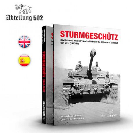 Sturmgeschütz | Cañones de asalto de la Wehrmacht.
