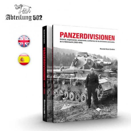 Panzerdivisionen| Divisiones acorazadas de la Wehrmacht.