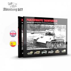 Panzerwaffe Tarnfarben | Blindados alemanes (1917-45).