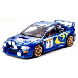 Subaru Impreza WRC Montecarlo 1998. TAMIYA 24199