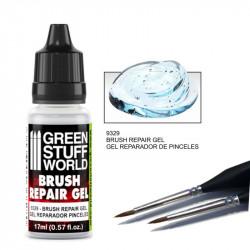 Brush repair gel.