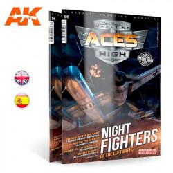Aces High 1 | Cazas nocturnos de la Luftwaffe.