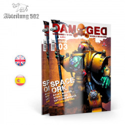 Revista Damaged| Número 3.