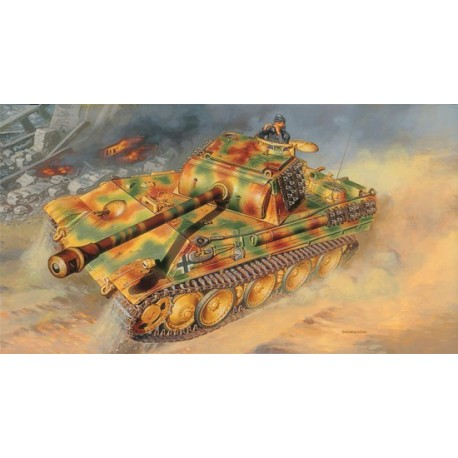 Pz. Kpfw. V Panther Ausf. G. ITALERI 6493
