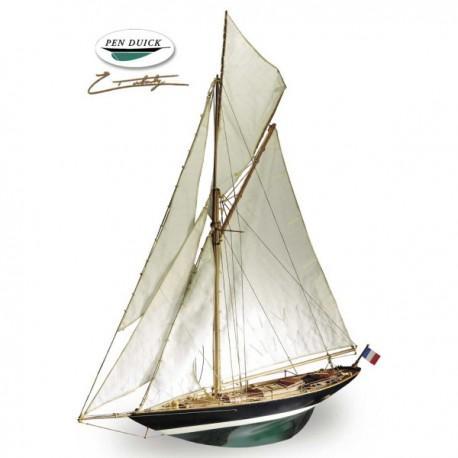 Cuter de regatas Pen Duick. ARTESANIA LATINA 22418