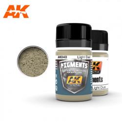 Pigment - Light dust. 35 ml.