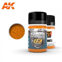 Pigment - Light rust. 35 ml.