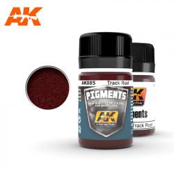 Pigmento óxido de carretera. 35 ml.