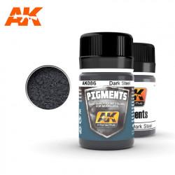 Pigment - Dark steel. 35 ml.