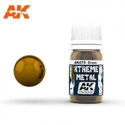 Xtreme Metal Brass, 30 ml.