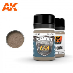 Pigment - City dirt 35 ml.