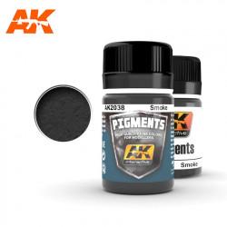 Pigment - Smoke. 35 ml.