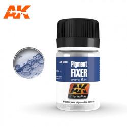 Fijador de pigmentos. 35 ml.