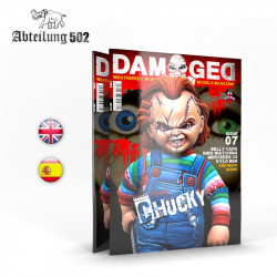 Revista Damaged| Número 7.