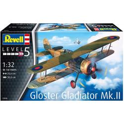 Gloster Gladiator MK II.