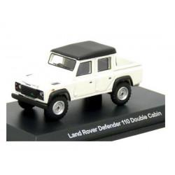 Land Rover Defender, white.