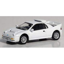 Ford RS 200, white.