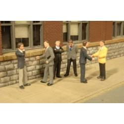 Businessmen. SCENE SCAPES 33112