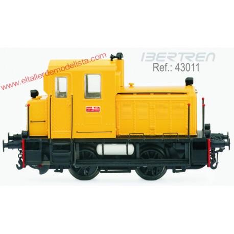 """Locomotora 10101 """"Memé"""" en versión de origen. IBERTREN 43011"""