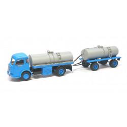 Panhard Movic tanker truck.