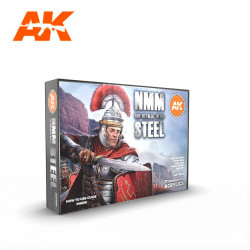 Non metallic metal: steel.