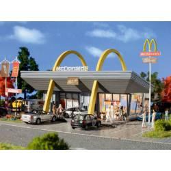 McDonald's restaurant. VOLLMER 47765