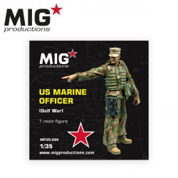 US Marine, Gulf War.
