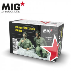 Early IDF tank crew.