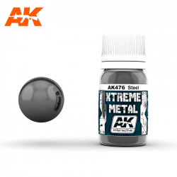 Xtreme Metal Steel, 30 ml.