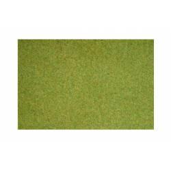 Grass mat spring.